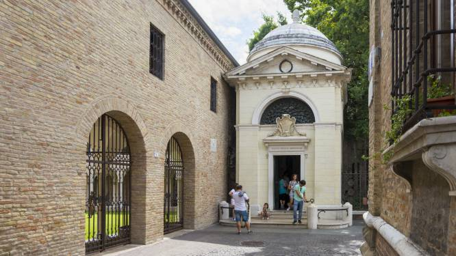 Festiviteiten voor 700ste verjaardag van overlijden Dante van start in Italië