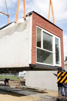 Nieuwe tiny houses in Terneuzen; 35 ton schoon aan de haak