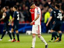 Ajax ondanks sterk optreden nipt onderuit tegen Real