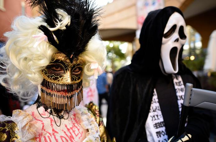 Halloween Zoetermeer.Zoetermeerse Najaarskermis Weer In Teken Van Halloween