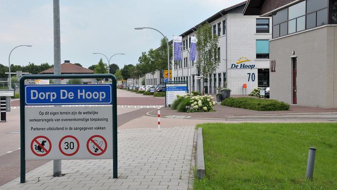 De Hoop in Dordrecht.