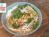Recept van de dag: Pinda-kokossoep