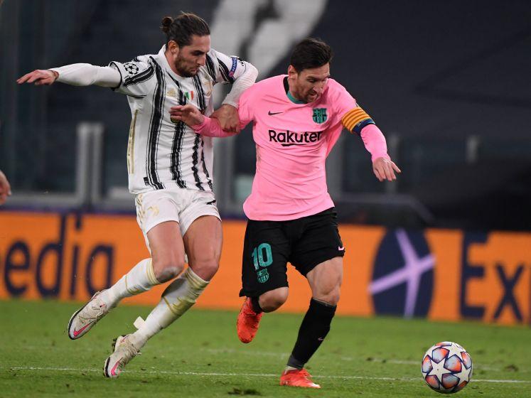 Bekijk hier de samenvatting van de wedstrijd Juventus - Barcelona