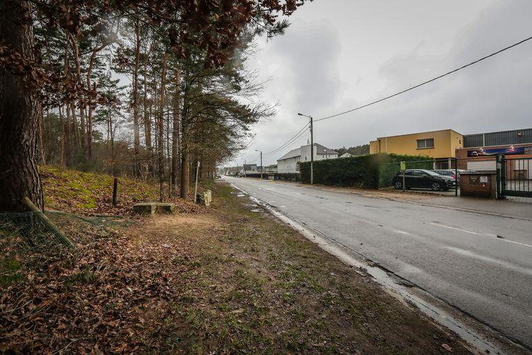 Dodelijk ongeval aan het asielcentrum Heusden-Zolder De Bark