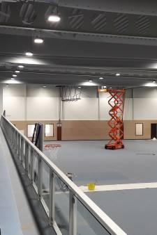 Nieuwe sporthal De Werft in Kaatsheuvel zaterdag 8 september open voor publiek