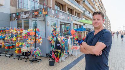 Nieuw leven voor strandwinkeltje