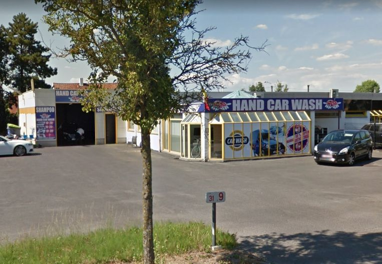 Meise Car Wash in Waregem.