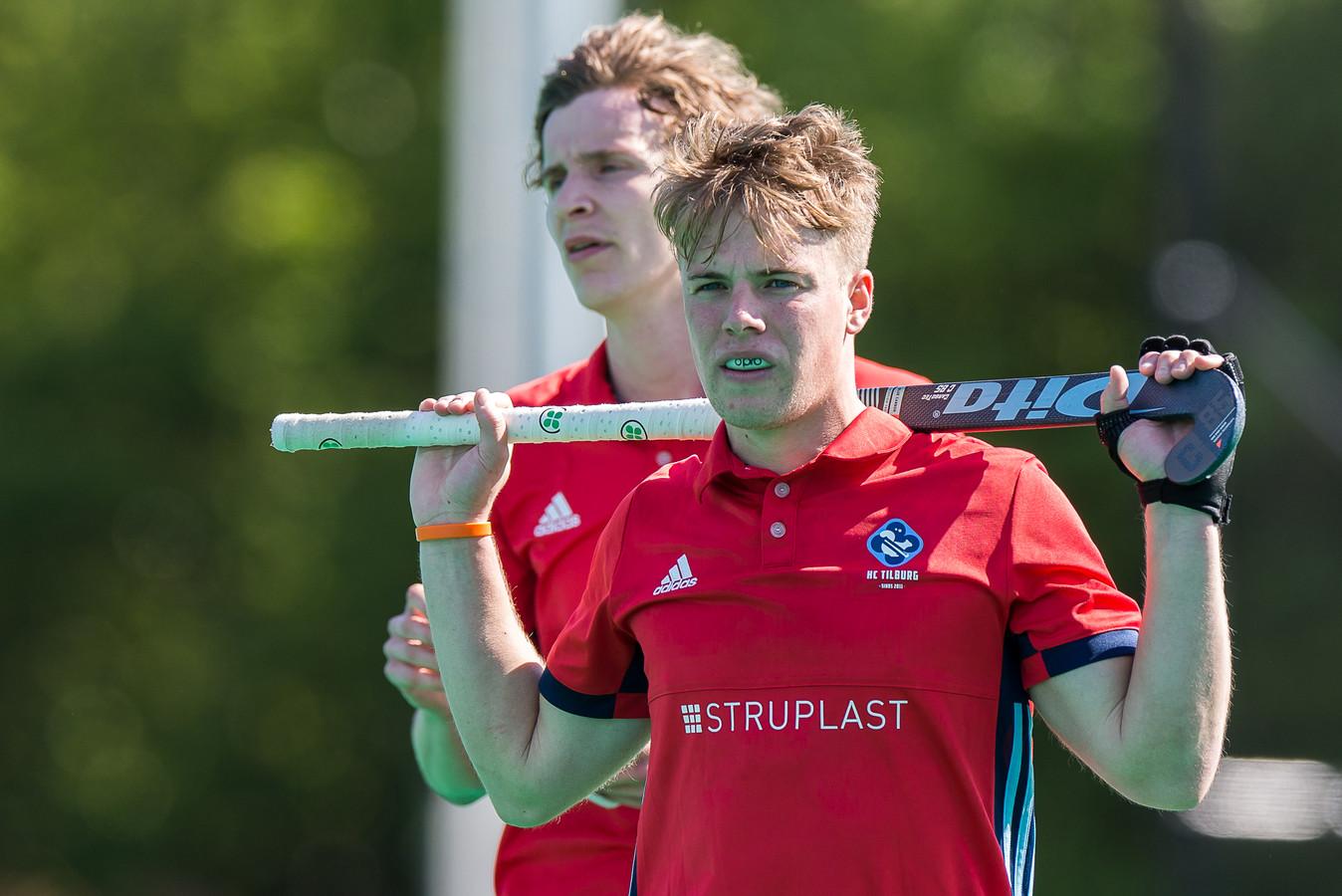 Gareth Furlong van HC Tilburg