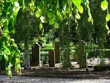 Waalwijk ruimt oude graven, ondanks onrust