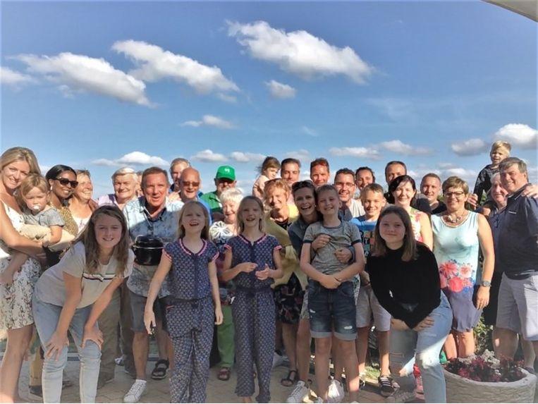 De spelers, ouders en kinderen van Kerksken United komen al 15 jaar samen in Wenduine.