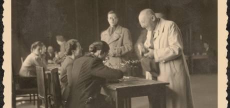 Renée Sanders wil het verhaal van haar opa en de Joodse Raad Enschede vasthouden