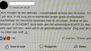"""Delhaize haalt mondmaskers van 14,95 euro uit de rekken en schenkt een deel aan wzc: """"Wilden klanten mogelijkheid geven zich te beschermen"""""""