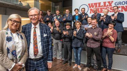Trouwfeest Willy Naessens en Marie-Jeanne  levert 150.000 euro op voor 16 goede doelen