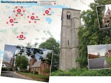Politici in Druten willen dorp en landschap beschermen tegen 'ongepaste' nieuwbouw