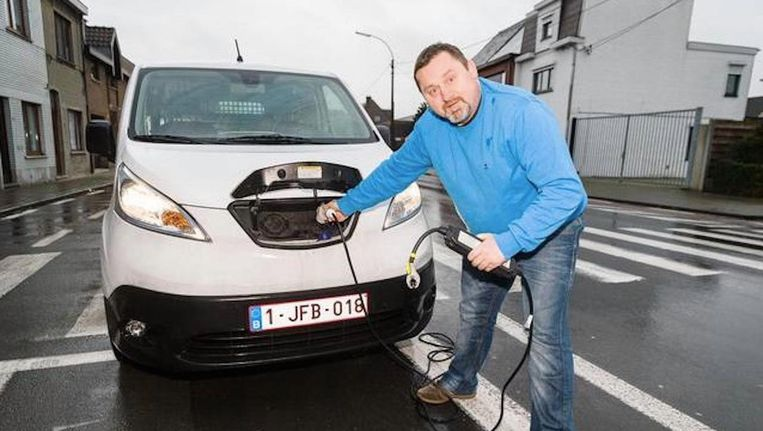 Eigenaar Elektrische Wagen Wil Geld Terug Geen 175 Maar Amper 75