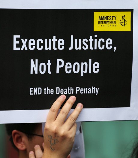 Met executie van moordenaar past Thailand na 9 jaar weer doodstraf toe