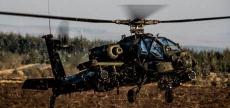 Forse toename overlast helikopters Gilze-Rijen door corona: 'Die rotherrie, leer een vak'