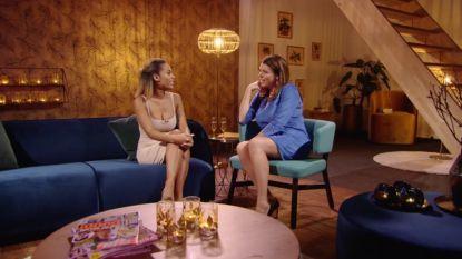"""Goedele Liekens en Laetitia blikken terug op de eerste aflevering van 'Temptation Island': """"Met drank was het meteen prijs geweest"""""""