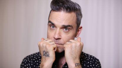 """Robbie Williams worstelde met vermeend coronavirus: """"Slap, lusteloos en moe"""""""