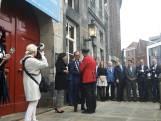 Rombouts start drukke dag met verrassende optocht door 'zijn' geliefde stad