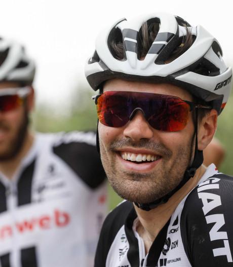 Dumoulin: Heb alweer zin in de Tour