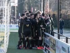 FC Winterswijk speelt NEC van de mat