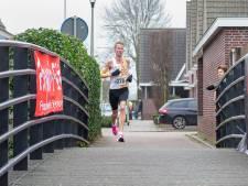 Roy Hoornweg uit Papendrecht loopt in Hoornaar een imposante NK-test