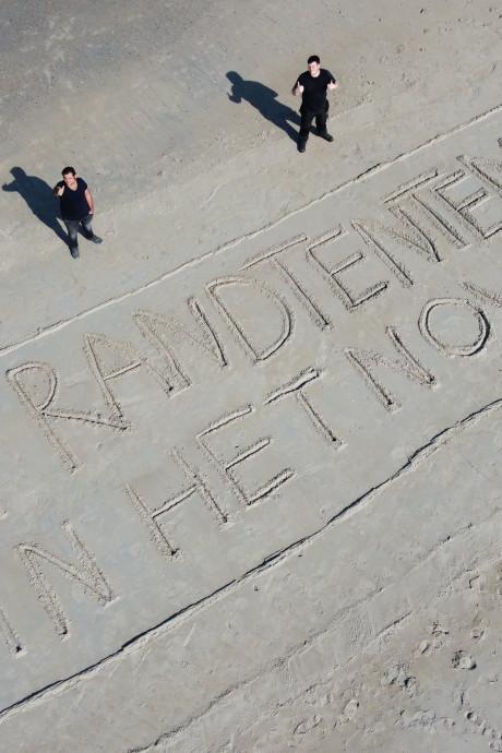 Zeeuwse strandtenten krassen noodkreet in het zand: 'Strandtenten in het NOW'