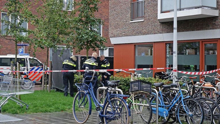 Zengin werd afgelopen donderdag met meerdere schoten om het leven gebracht Beeld Reinder van Zaanen