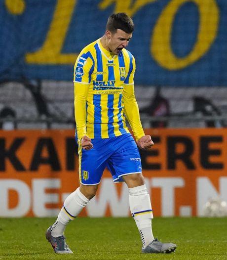RKC Waalwijk wint met ruime cijfers van FC Dordrecht in oefenduel