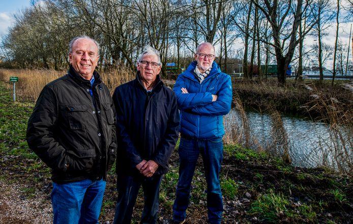 De wens van actiegroep 3VO.Biotoop voor een geluidsscherm of grondwal lijkt te worden overgenomen door de gemeente Ridderkerk.
