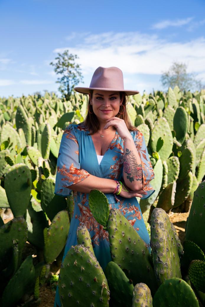 Miljuschka komt met een kookshow vanuit Mexico.