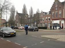 Politie controleert op Havenstraat