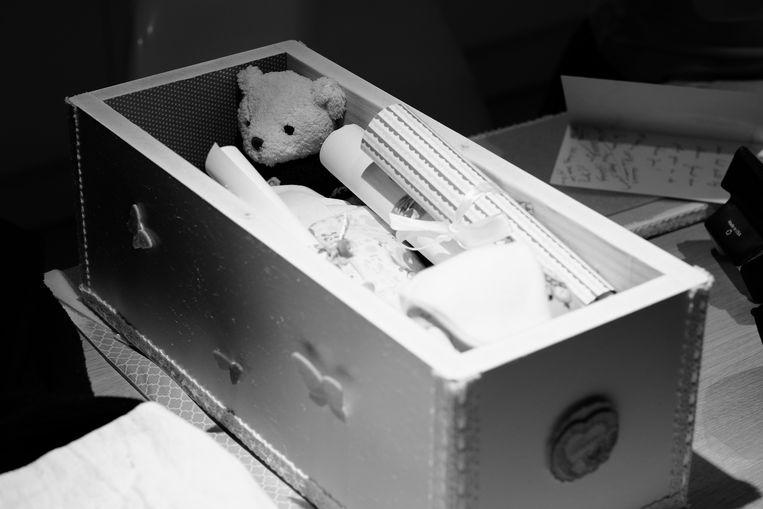 Het kistje van Fientje.