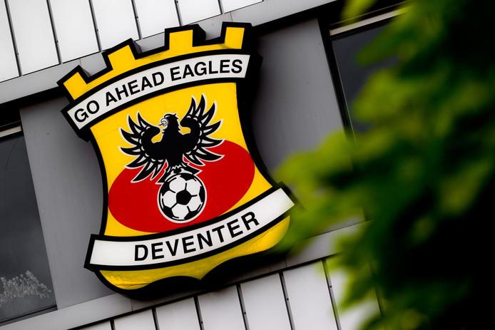Logo GA Eagles.