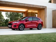 Nieuwe Ford Kuga biedt keus uit drie verschillende hybrides