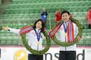 Japanse dominantie op de sprint. Miho Takagi en Tatsuya Shinhama kronen zich in Hamar tot wereldkampioen.