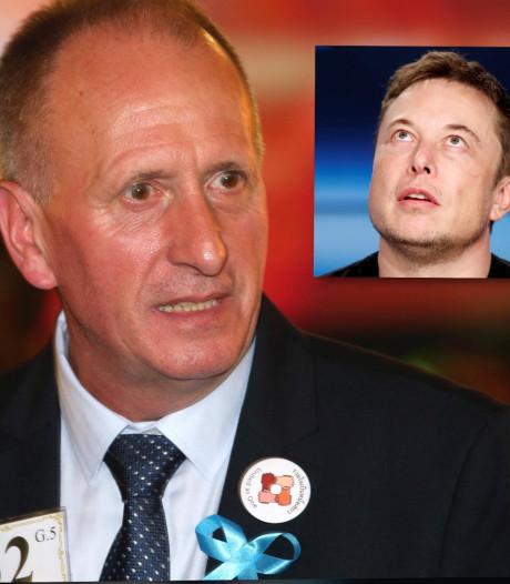 Britse grotredder klaagt Tesla-topman Elon Musk aan