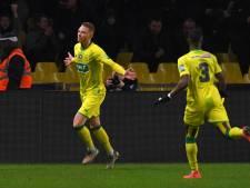 Le premier but de Renaud Emond avec le FC Nantes