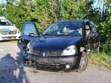 Bestuurder aangehouden na eenzijdig ongeval in Grijpskerke