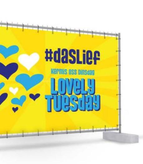 Landelijke campagne #daslief komt in Oss wel érg bekend voor: 'We zien het maar als compliment'