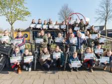 Kinderen Eben-Haëzerschool hebben weer meeste kennis van verkeer in Genemuiden