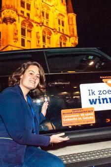 Wie in Gouda heeft toch deze Mini Cooper gewonnen  bij de Oudejaarsloterij van vorig jaar?