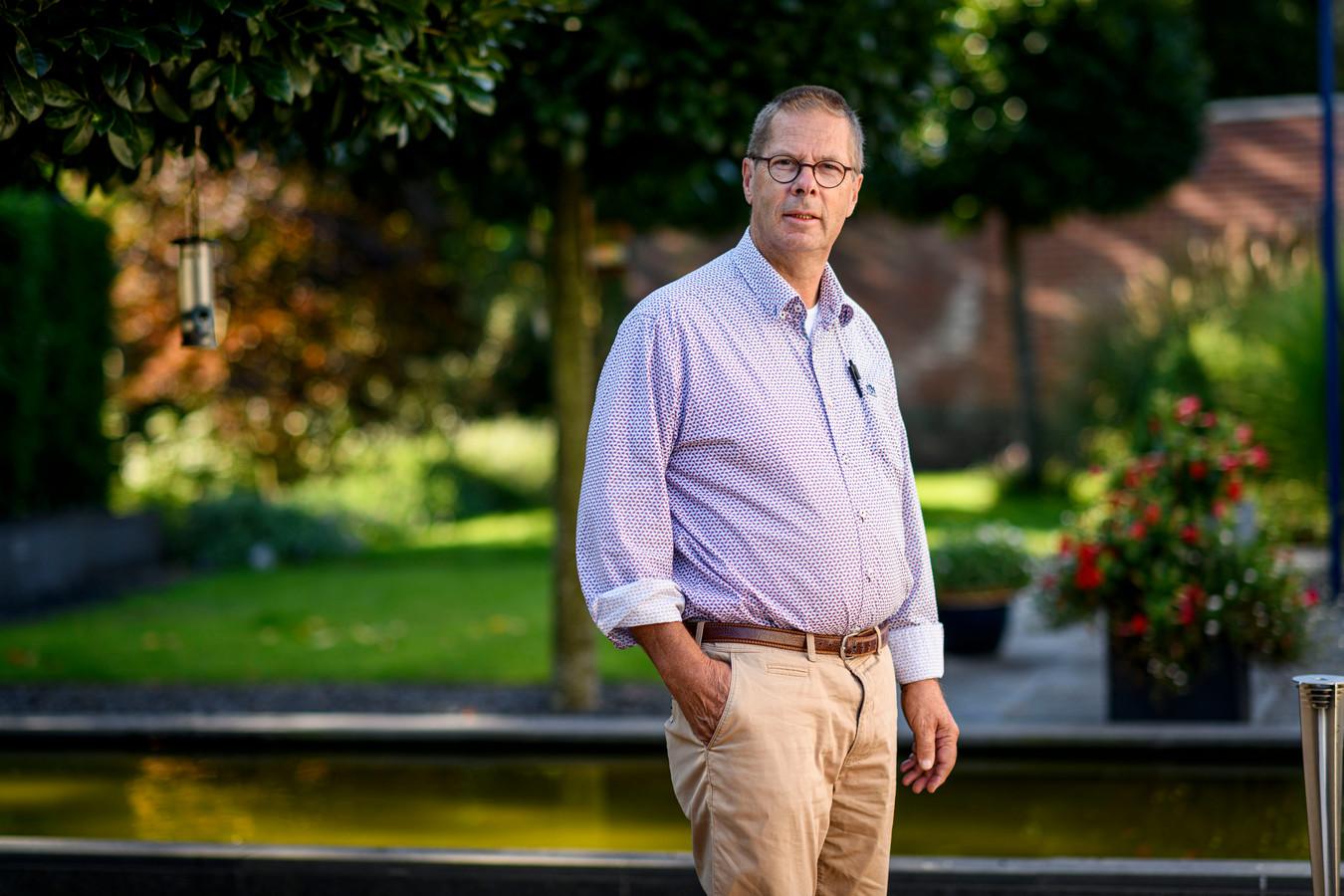 """Bert Wubbolts: """"We hebben aan alle kanten bijgedragen aan het welzijn en de economie in het dorp en worden nu aan de kant gezet."""""""