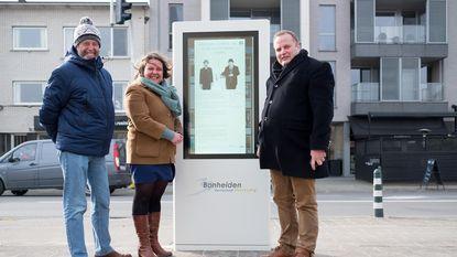 Touchscreen op Kerkplein geeft toeristische informatie