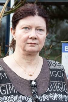 Voor in Hardenberg 'gedumpte' ex-gevangene Petra Kopmeiners is de ellende nog niet voorbij