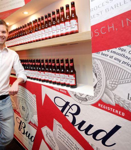 Budweiser gaat strijd aan met Heineken in Nederland