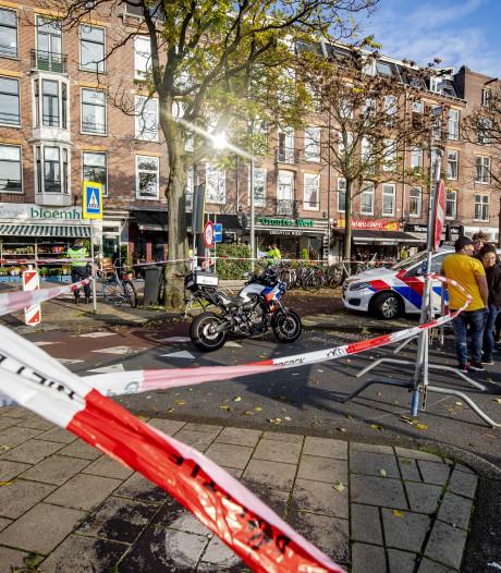 Mohammed zit rustig te lunchen als hij ineens getuige wordt van dodelijke schietpartij in Amsterdam