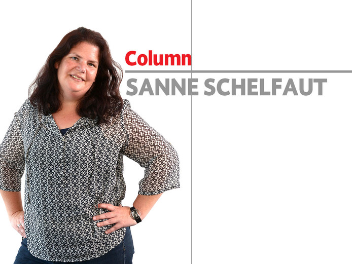 Column Sanne Schelfaut