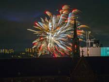 College Tilburg wil centrale vuurwerkshow in de stad in combinatie met gedeeltelijk vuurwerkverbod